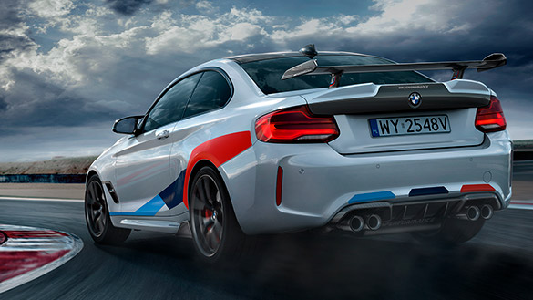 BMW M2 Competition  z M Performance Parts