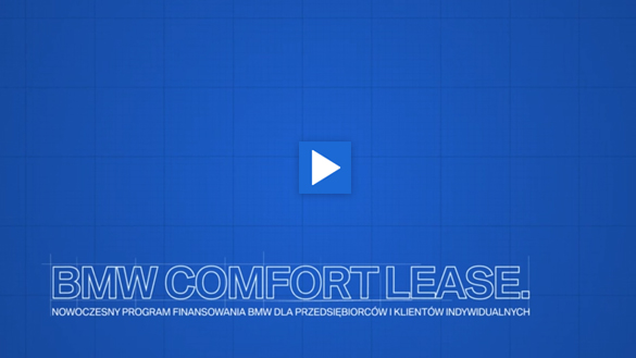 BMW Comfort Lease